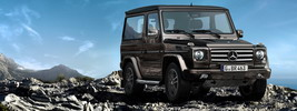 Mercedes-Benz G350 BlueTEC BA3 Final Edition - 2011