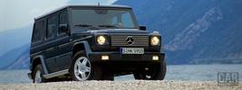 Mercedes-Benz G400 CDI - 2000