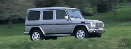 Mercedes-Benz G500 - 2002