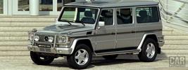 Mercedes-Benz G55 AMG Long Version - 2001
