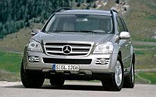 Обои автомобили Mercedes-Benz GL320 CDI - 2007