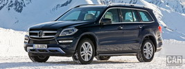 Mercedes-Benz GL500 4MATIC - 2012