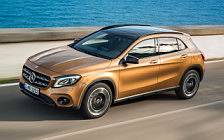 Cars wallpapers Mercedes-Benz GLA 220 d 4MATIC - 2017
