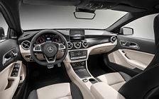 Обои автомобили Mercedes-Benz GLA 250 4MATIC AMG Line - 2017