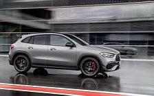 Обои автомобили Mercedes-AMG GLA 45 S 4MATIC+ Aerodynamic Package - 2020