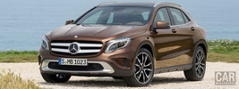 Mercedes-Benz GLA220 CDI 4MATIC - 2013