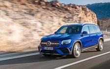 Обои автомобили Mercedes-Benz GLB 250 AMG Line - 2019