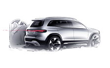 Обои автомобили Mercedes-Benz GLB 250 Edition 1 - 2019