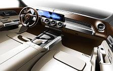 Обои автомобили Mercedes-Benz GLB 250 Edition 1 - 2019