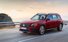 Обои автомобили Mercedes-AMG GLB 35 4MATIC - 2019