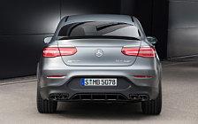 Обои автомобили Mercedes-AMG GLC 63 S 4MATIC+ Coupe Edition 1 - 2017