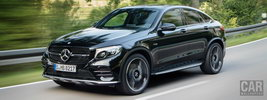 Mercedes-AMG GLC 43 4MATIC Coupe - 2016