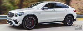 Mercedes-AMG GLC 63 S 4MATIC+ Coupe - 2017