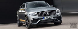 Mercedes-AMG GLC 63 S 4MATIC+ Coupe Edition 1 - 2017