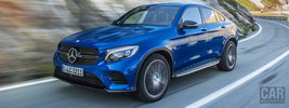 Mercedes-Benz GLC 250 4MATIC Coupe AMG Line - 2016