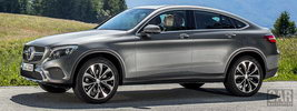 Mercedes-Benz GLC 250 d 4MATIC Coupe - 2016