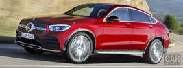 Mercedes-Benz GLC 300 4MATIC Coupe AMG Line - 2019