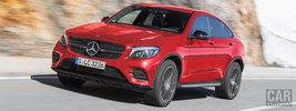 Mercedes-Benz GLC 350 d 4MATIC Coupe AMG Line - 2016