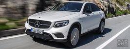 Mercedes-Benz GLC 350 e 4MATIC Coupe - 2016