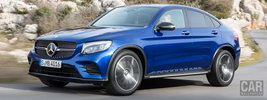 Mercedes-Benz GLC-class Coupe AMG Line - 2016