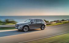 Обои автомобили Mercedes-Benz GLC 300 4MATIC - 2019