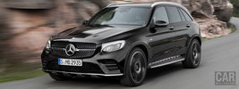 Mercedes-AMG GLC 43 4MATIC - 2016