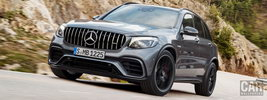Mercedes-AMG GLC 63 S 4MATIC+ - 2017