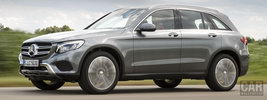 Mercedes-Benz GLC 220 d 4MATIC Off Road - 2015