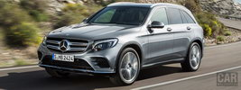 Mercedes-Benz GLC 350 e 4MATIC Edition 1 AMG Line - 2015