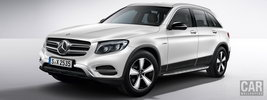 Mercedes-Benz GLC-class Accessories - 2015