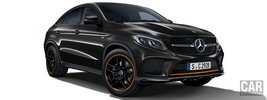 Mercedes-Benz GLE 350 d 4MATIC Coupe OrangeArt Edition - 2017