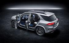 Обои автомобили Mercedes-Benz GLE 450 4MATIC AMG Line - 2019