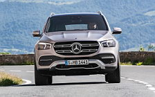 Обои автомобили Mercedes-Benz GLE 450 4MATIC - 2019