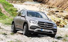 Обои автомобили Mercedes-Benz GLE 450 4MATIC - 2019