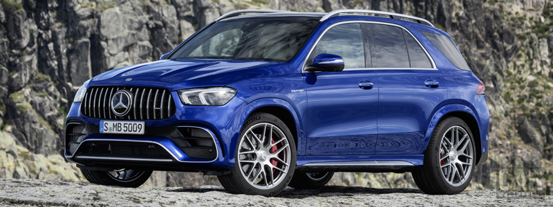 Обои автомобили Mercedes-AMG GLE 63 S 4MATIC+ - 2020 - Car wallpapers