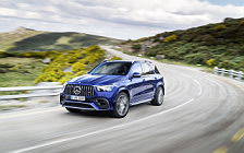 Обои автомобили Mercedes-AMG GLE 63 S 4MATIC+ - 2020