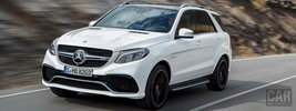Mercedes-AMG GLE 63 S 4MATIC - 2015