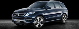 Mercedes-Benz GLE 250 d 4MATIC - 2015