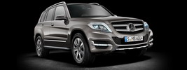 Mercedes-Benz GLK250 BlueTEC 4MATIC - 2012