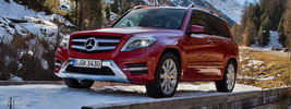 Mercedes-Benz GLK350 4MATIC - 2012