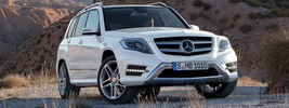 Mercedes-Benz GLK350 4MATIC BlueEFFICIENCY - 2012