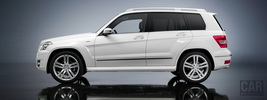 Mercedes-Benz GLK350 4MATIC Edition 1 - 2008