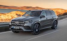 Обои автомобили Mercedes-Benz GLS 580 4MATIC AMG Line - 2019