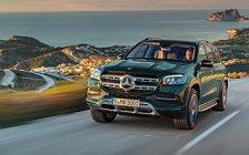 Обои автомобили Mercedes-Benz GLS 580 4MATIC - 2019