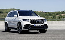 Обои автомобили Mercedes-AMG GLS 63 4MATIC+ - 2020