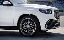 Обои автомобили Mercedes-AMG GLS 63 4MATIC+ - 2020