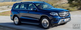Mercedes-Benz GLS 350 d 4MATIC - 2015