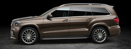 Mercedes-Benz GLS 500 4MATIC AMG Line - 2015