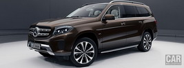 Mercedes-Benz GLS 500 4MATIC Grand Edition - 2017