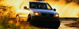 Mercedes-Benz M-class W163 - 1998